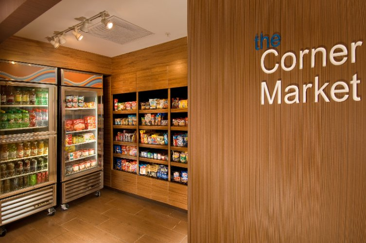 Our Corner Market Is Available 24 Hours For Snacks & Drinks 6 of 31