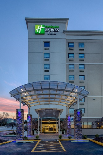 Holiday Inn Express Suites Catonsville 5701 Baltimore National Pike Md 21228