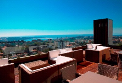 Sun Deck On Top Floor With Panoramic View 9 of 15