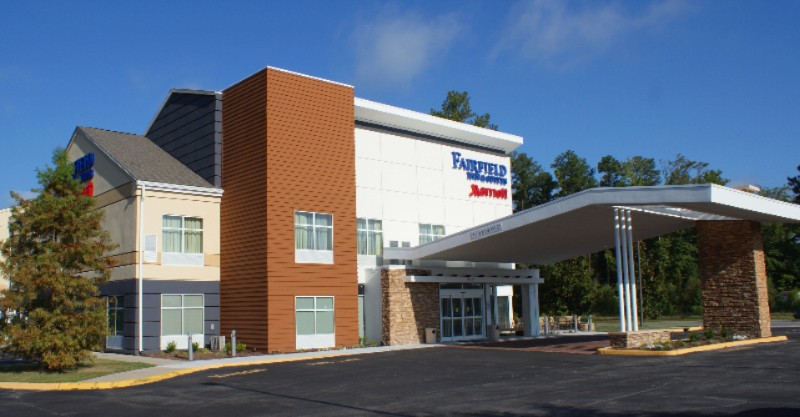 Fairfield Inn & Suites by Marriott Chesapeake Suffolk 1 of 11