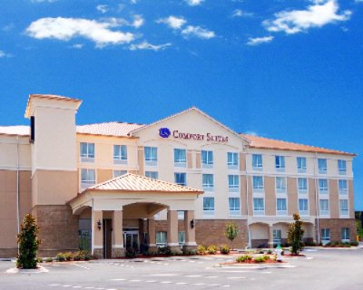 Comfort Suites Valdosta\'s Best All Suite Hotel 1 of 15