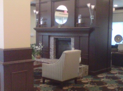 Lobby Fireplace 3 of 6