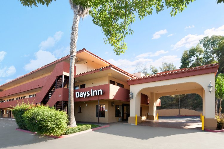 Image of Days Inn Encinitas Moonlight Beach