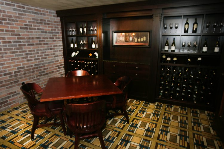 Wine Room 9 of 9
