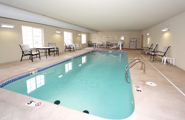 Indoor Pool 6 of 6