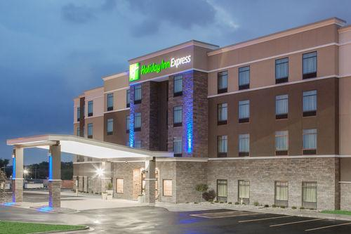 Holiday Inn Express Moline Quad Cities 1 of 14