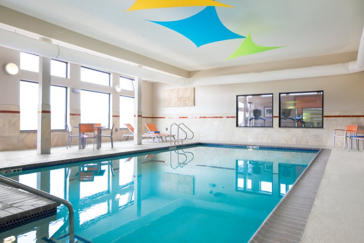 Explore All The Ways To Enjoy Your Stay With Our Indoor Pool 12 of 14