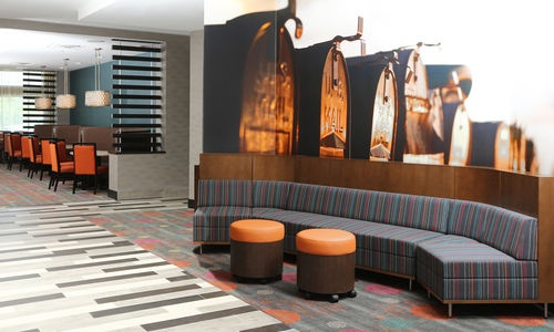 Relax While You\'re Here In Our Extended Lobby Area 4 of 14