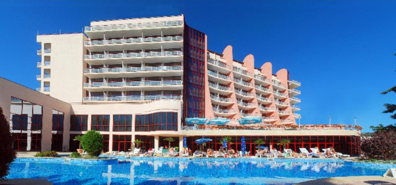 Doubletree by Hilton Hotel Varna Golden Sands