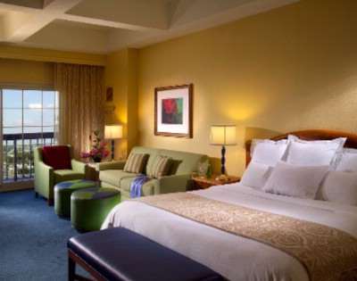 Our Room Features A 32 Inch Flat Screen Tv And Marriott\'s Revive Bedding Collection. 5 of 18