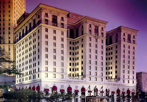 Renaissance Cleveland Hotel 24 Public Sq Oh 44113