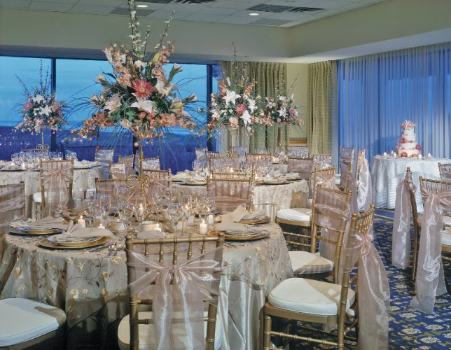 Blue Marlin Ballroom Wedding 7 of 7