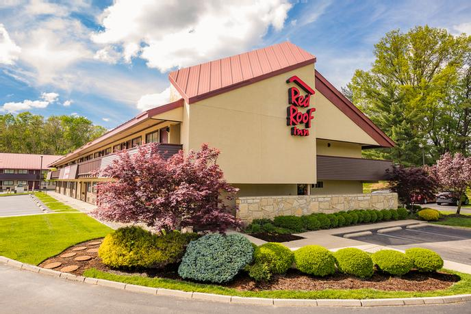 Red Roof Inn Cincinnati Ne Blue Ash 1 of 11