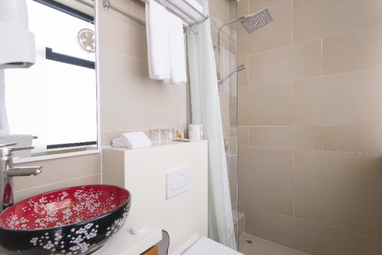 Deluxe Double Room-Washroom 5 of 9