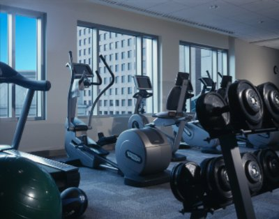 The Fitness Center Boasts State-Of-The-Art Fitness Equipment Available For All Hotel Guests And Private Membership. 4 of 15