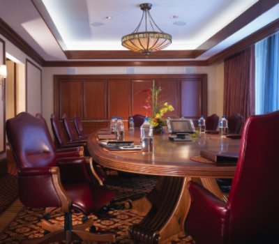 Conrad Has Two Executive Boardrooms Available For Corporate Meetings. 7 of 15