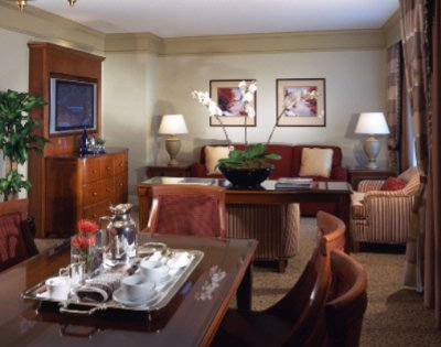 Executive Suites Are Very Spacious Allowing For Small Gatherings Or Dinner Parties In The Parlor Or Dining Room. 10 of 15