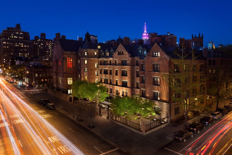 The High Line Hotel 180 Tenth Ave New York Ny 10011