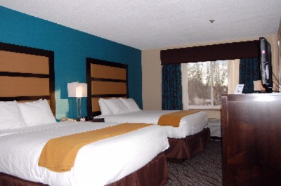 Holiday Inn Express Ludlow Chicopee Area