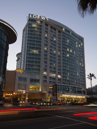 Loews Hollywood Hotel 3 of 22