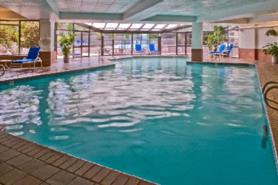Indoor Pool & Jacuzzi -Rain Or Shine Our Indoor Pool & Jacuzzi Is Always Available For Your Enjoyment. 5 of 15