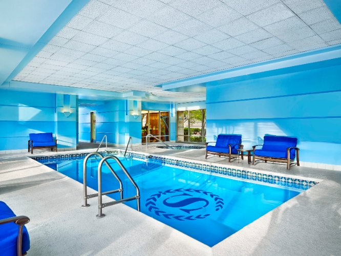 Indoor Pool Whirlpool And Massage Area 4 of 13