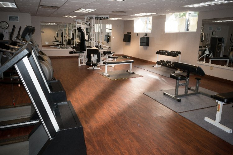 1200 Sq Ft Fitness Center 6 of 14