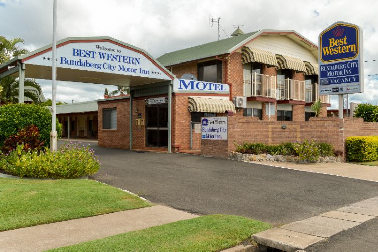 Best Western Bundaberg Cty Mtr Inn 1 of 13