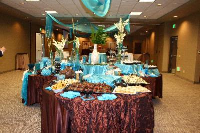 Holiday Inn Speciality Candy Table 12 of 12