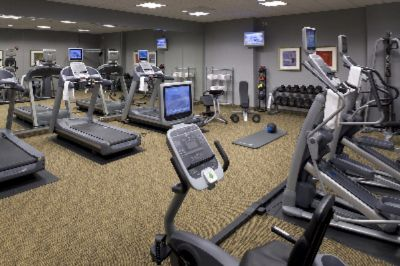 State Of The Art Complimentary Fitness Center 9 of 12