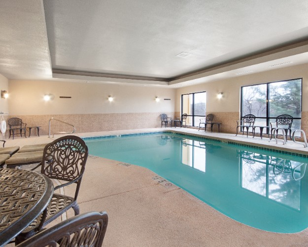 Indoor Heated Pool Open All Year 8 of 31