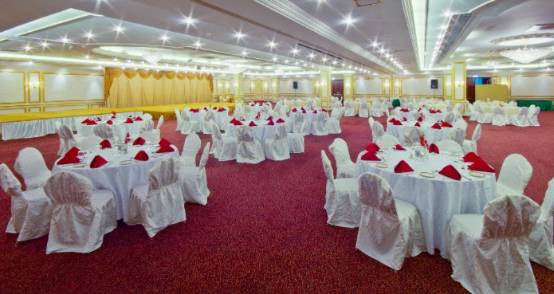 Wedding Hall 8 of 8