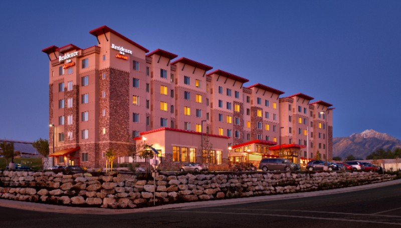 Residence Inn Salt Lake City Murray 1 of 15