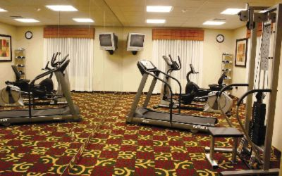 Fitness Center Open 6am-10pm 7 of 8