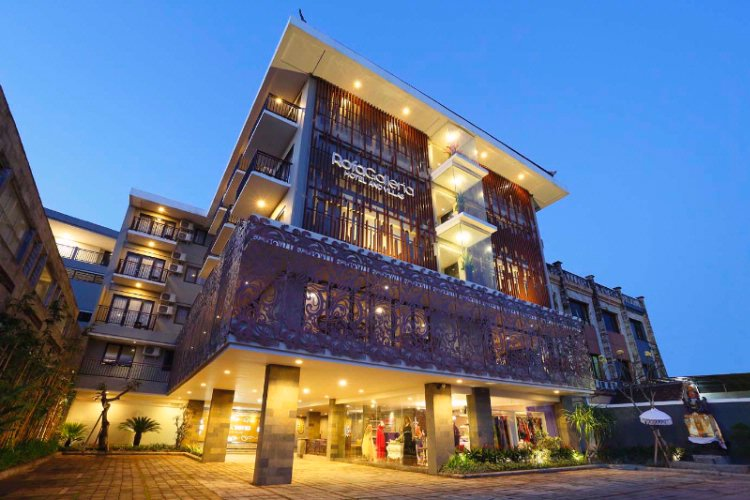 Hardys Rofa Hotel & Spa Legian 1 of 31