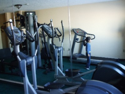 Exercise Room 8 of 10