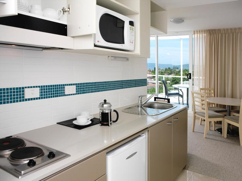 One Bedroom Deluxe Kitchenette 5 of 12