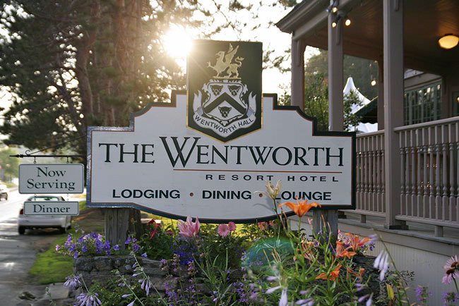 The Wentworth An Elegant Country Inn