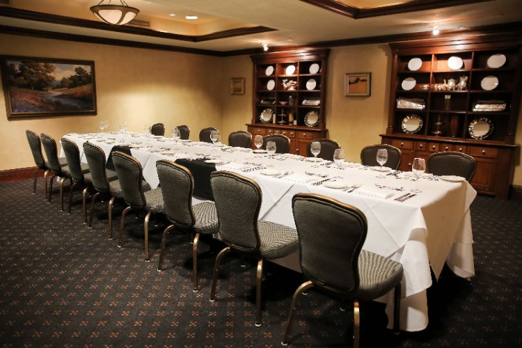 Private Dining Room At Cena 16 of 31