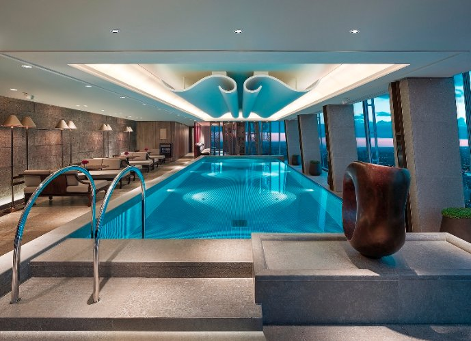 Swimming Pool On 52nd Floor 5 of 14