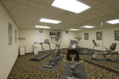 La Quinta Inn & Suites Tampa Central -Fitness Center 7 of 8