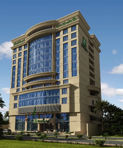 Holiday Inn Jeddah Gateway 1 of 12