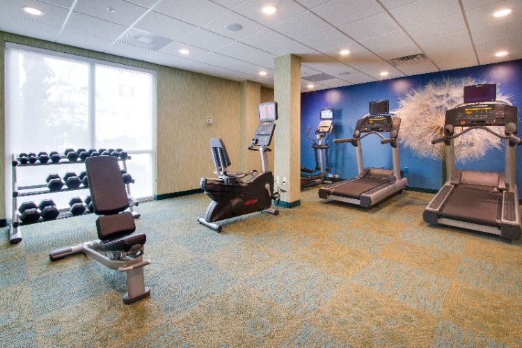 Fitness Room 8 of 16