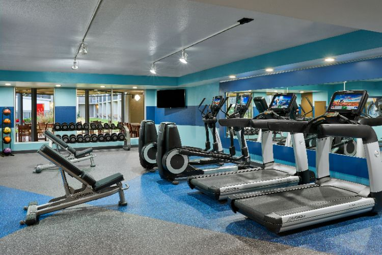 Fitness Center With Life Time Equipment 8 of 15