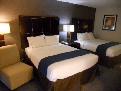 Holiday Inn Express San Diego Rancho Bernardo Two Queen Beds -Guestroom