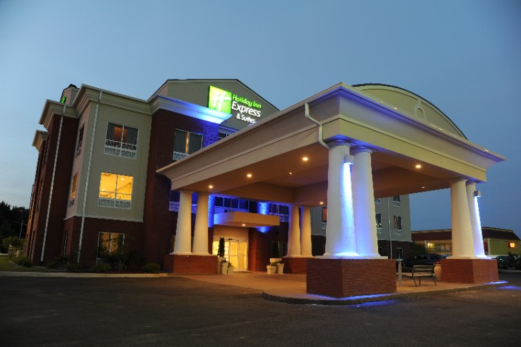 Holiday Inn Express Suites Brookhaven 1212 Brookway Blvd Ms 39601