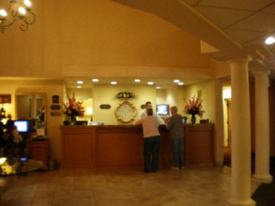 Front Desk Of The Hotel 4 of 5