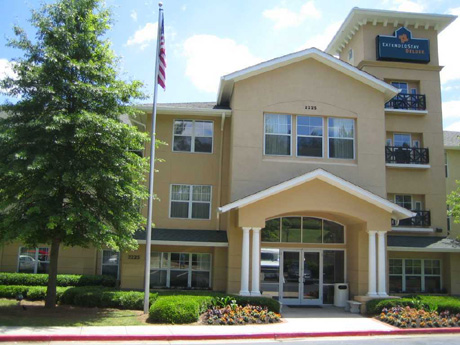 Extended Stay Deluxe Atlanta Marietta Windy Hi