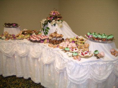 Dessert Table Banquet 18 of 31