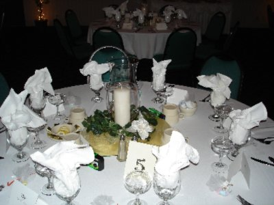 Sample Of Standard Table Setup For Wedding 10 of 31